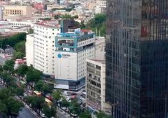 フォンタン ホテル レフォルマ - メキシコシティ - 建物