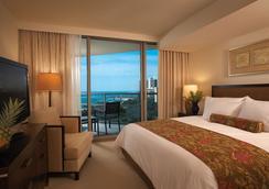 Jet Luxury @ The Trump Waikiki - ホノルル - 寝室