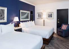 フェニックス パーク ホテル - ワシントン - 寝室