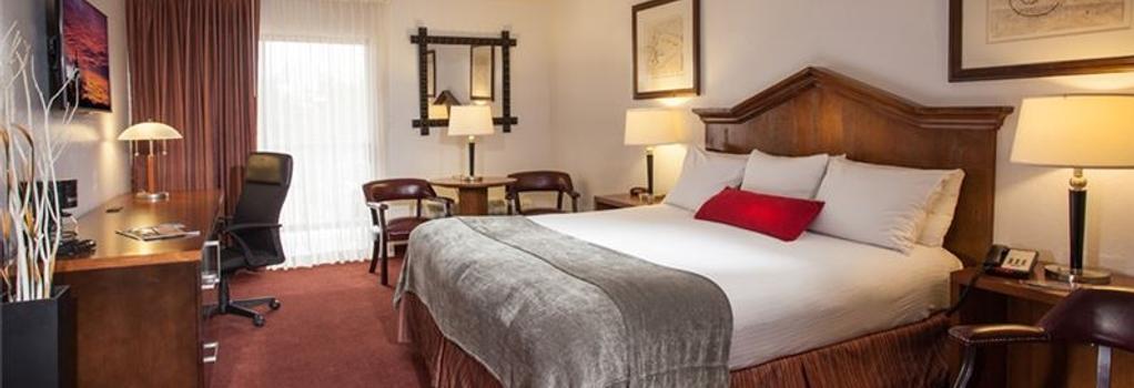グランド キャニオン プラザ ホテル - Grand Canyon Village - 寝室