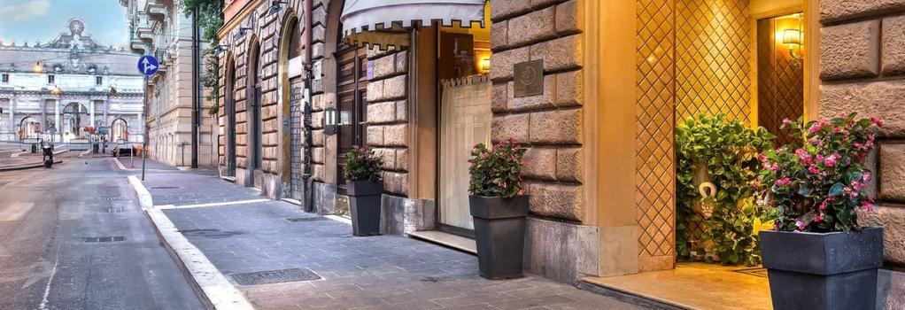リバー パレス ホテル - ローマ - 建物