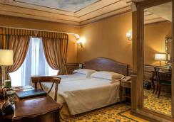 リバー パレス ホテル - ローマ - 寝室