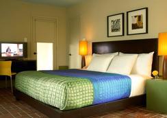 ベルモント ホテル - ダラス - 寝室