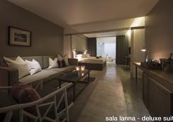 サラ ランナ チェンマイ - チェンマイ - 寝室