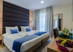 ホテル アメリカーノ イン ロシオ - リスボン - 寝室