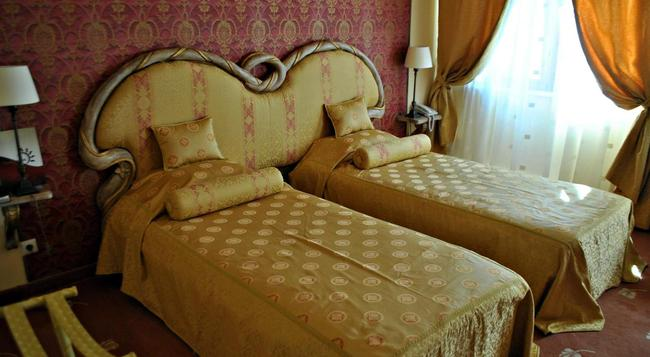 SunGarden Golf & SPA Resort - クルージュ=ナポカ - 寝室
