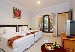 U チューブ ホテル&スパ バイ シャイレンドラ - South Kuta - 寝室