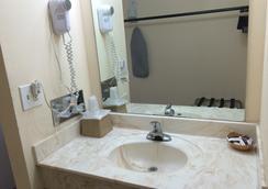 Regal Motel in Las Vegas, New Mexico - ラスベガス - 浴室