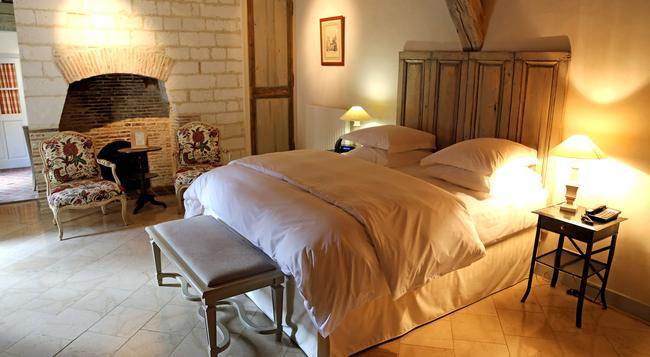 Hotel la Maison de Rhodes - Troyes - 寝室