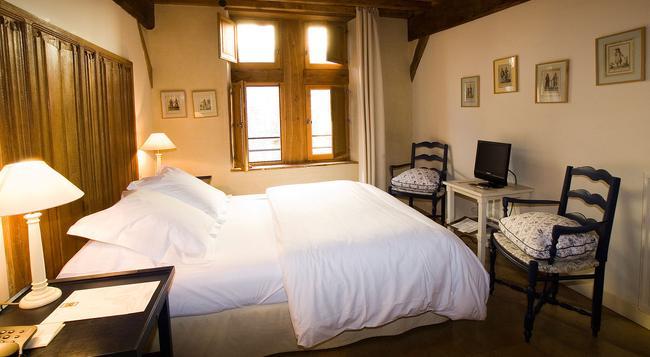 Le Champ Des Oiseaux - Troyes - 寝室