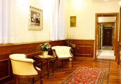 ホテル トリノ - ローマ - ロビー