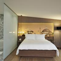 セント ソフィア ホテル スルタンアフメット Guest room