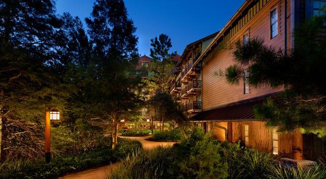 Boulder Ridge Villas At Disney's Wilderness Lodge - オーランド - 建物