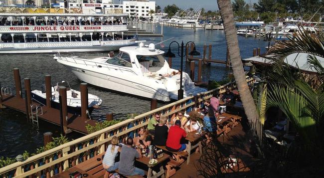 Bahia Cabana Beach Resort - フォート・ローダーデール - レストラン