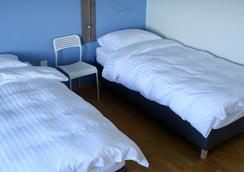 Start Hostel - Keflavik - 寝室