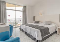 ホテル アミック ホリゾンテ - パルマ・デ・マヨルカ - 寝室