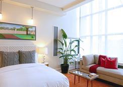 ヘンリー ノーマン ホテル - ブルックリン - 寝室