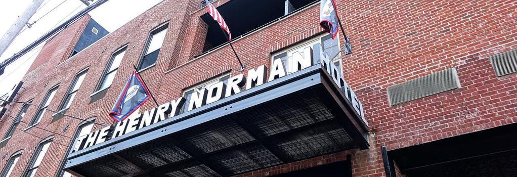 ヘンリー ノーマン ホテル - ブルックリン - 建物