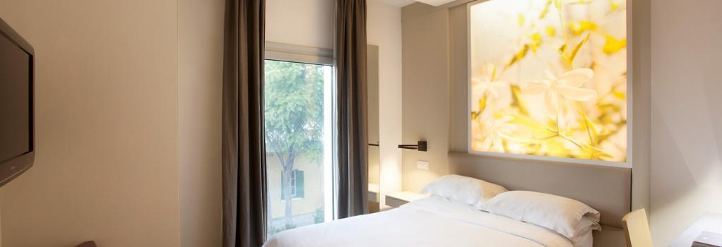 ザ クラシック ホテル - ニコシア - 寝室