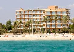 HSM ホテル ゴールデン プラヤ - パルマ・デ・マヨルカ - ビーチ