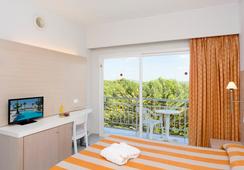 HSM ホテル ゴールデン プラヤ - パルマ・デ・マヨルカ - 寝室