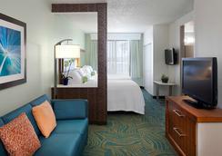スプリングヒル スイーツ フェニックス ダウンタウン - フェニックス - 寝室