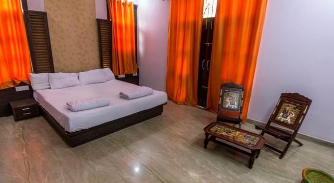 Backpacker Panda Lake Fateh Sagar Udaipur - ウダイプール - 寝室