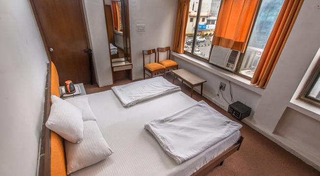 Backpacker Panda Emerald - Jaipur - ジャイプール - 寝室