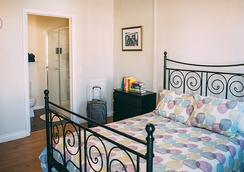 HI サンディエゴ ダウンタウン ホステル - サンディエゴ - 寝室