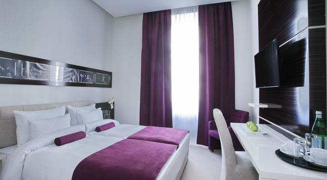Hotel Theater - ベオグラード - 寝室
