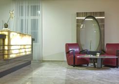 Hotel Theater - ベオグラード - ロビー