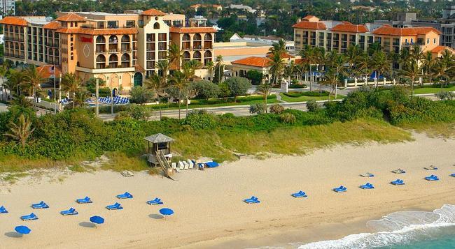 Delray Beach Marriott - Delray Beach - 建物
