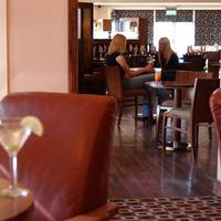 ザ ビッグ ブルー ホテル - ブラックプール プレジャー ビーチ Hotel Bar