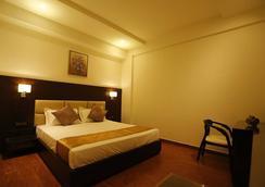 G Hotel - アーグラ - 寝室