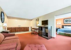 Days Inn & Suites Lancaster - ランカスター - 寝室
