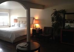 ホテル オーシャン - マイアミ・ビーチ - 寝室