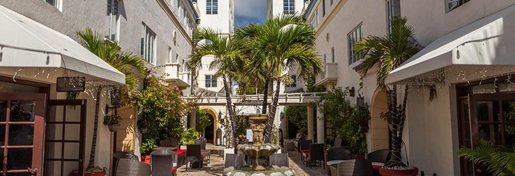 ホテル オーシャン - マイアミ・ビーチ - 建物