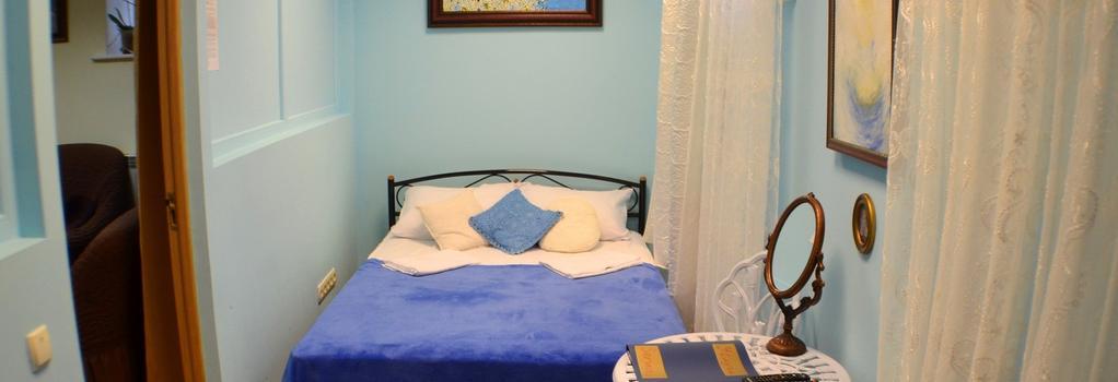 バレエ ホステル - キエフ - 寝室