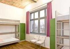 フェファベット ホステル - ベルリン - 寝室