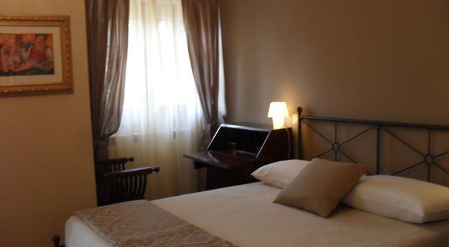 Casa Santolina B&B - ローマ - 寝室