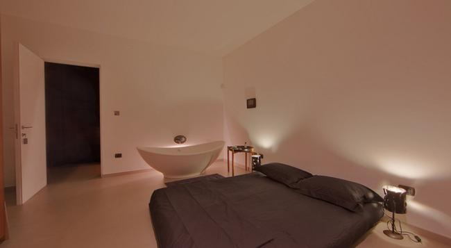 Zenthe Small Luxury B&B - ブリンディジ - 寝室