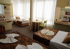Hildegard Hotel - アランヤ - 寝室