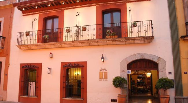 Hotel Casa Antigua - オアハカ - 建物