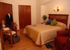 ホテル カサ アンティグア - オアハカ - 寝室
