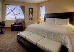 Podollan Inn & Spa Grande Prairie - Grande Prairie - 寝室