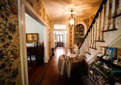 Barksdale House Inn - チャールストン - ロビー