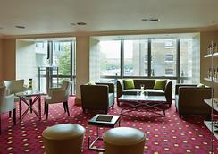 Marriott Executive Apartments London West India Quay - ロンドン - ロビー