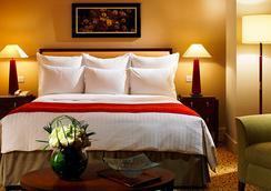 Marriott Executive Apartments London West India Quay - ロンドン - 寝室