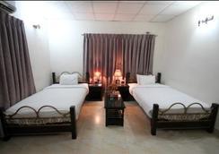 ホテル ローズガーデン - ダッカ - 寝室