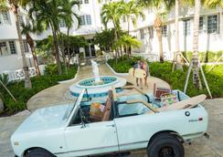 ザ ホール サウス ビーチ - マイアミ・ビーチ - 屋外の景色